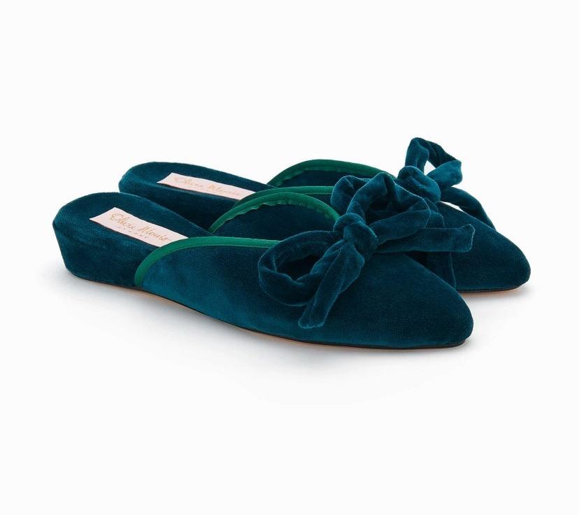8 pruebas de que las zapatillas de casa también pueden ser bonitas (y chic)